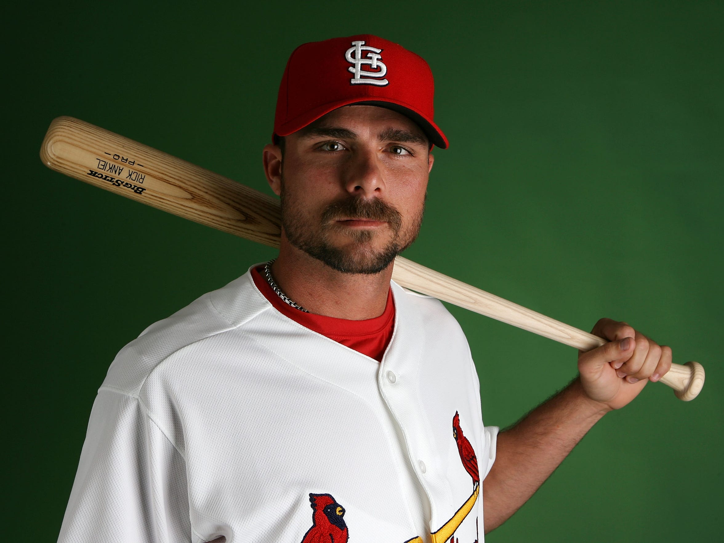 Rick Ankiel wrote about his mental health struggles