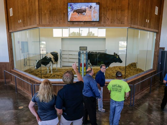 Farm Wisconsin Discovery Center will welcome its first visitors during its Grand Opening Weekend Saturday and Sunday.