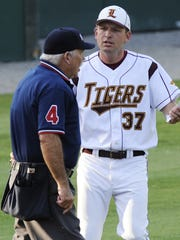 Former LAMP coach Rocky Smith was head coach the last time the Golden Tigers made the playoffs in 2012.