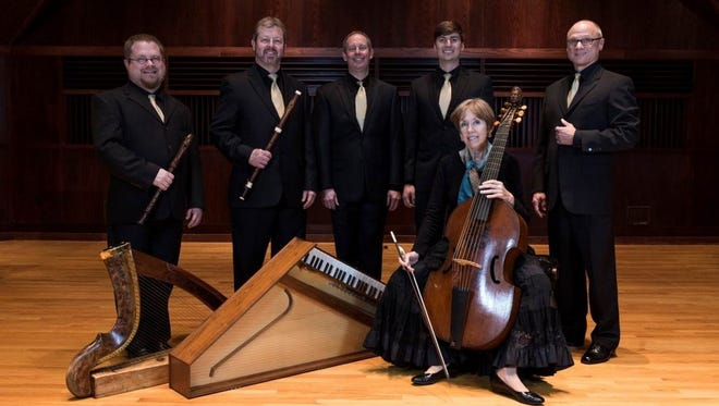 Echoing Air, an early music group whose music is known around the world.