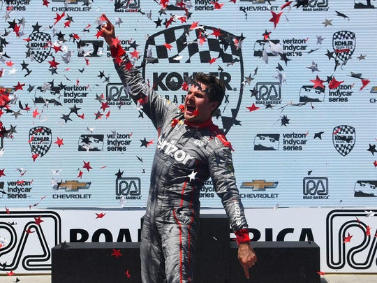 Will Power's hot run has him cutting into Simon Pagenaud's series points lead.