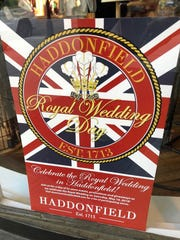 Hear ye, hear ye! Haddonfield will celebrate the royal