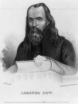 Lorenzo Dow