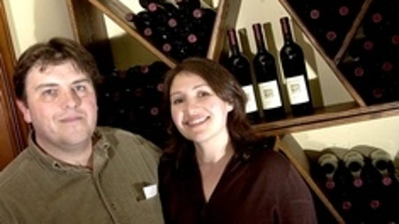 Morten and Lisa Hallgren own Keuka Lake-based Ravines Wine Cellars.