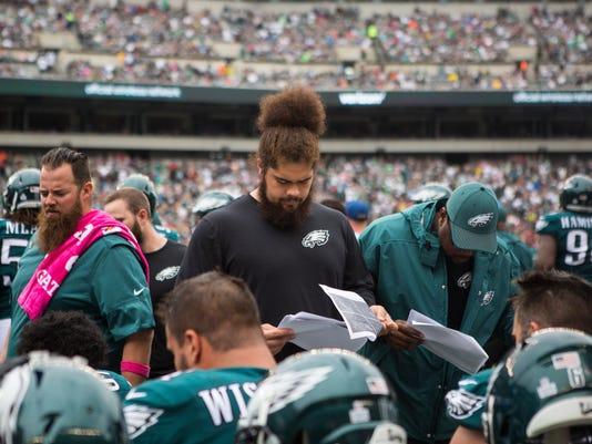 Sports: Eagles