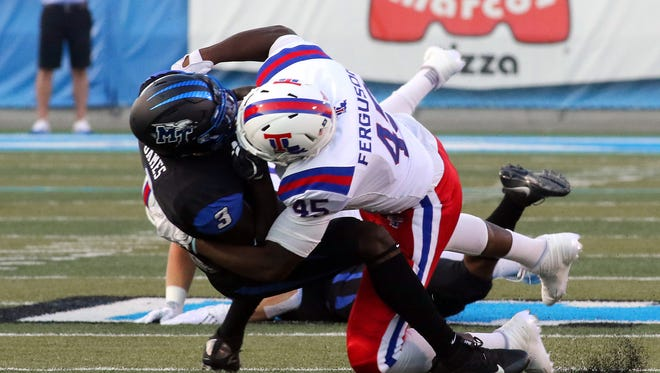 Louisiana Tech's defense has been shredded the last two weeks, allowing 500-plus yards in losses to Texas Tech and Middle Tennessee.
