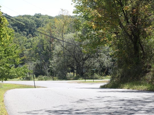This view looks south on Walsh Road near the intersection with Bloomer Road in the Town of Union Vale where cyclist John M. Dunn was found with multiple severe injuries on Sept. 6, 2015.