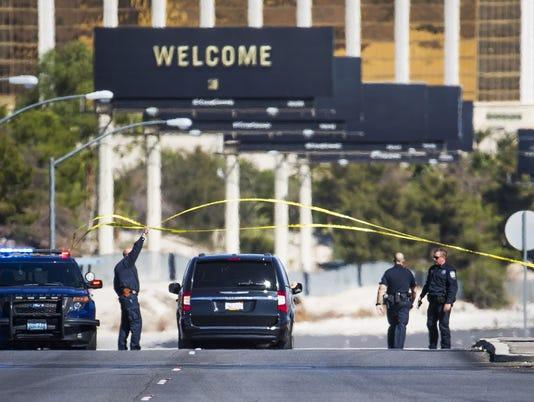 Las Vegas shooting aftermath