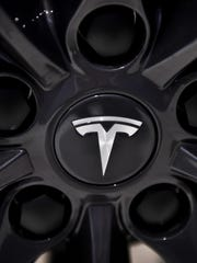 The Tesla's battery reignited twice on Monday morning at a salvage yard where it was towed, Davie Fire Marshal Robert Taylor said.
