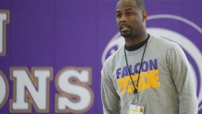 Aiken coach Leon Ellison likes playing in the Flyin' to the Hoop.