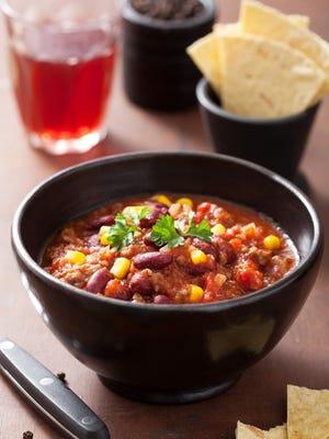 Tex-Mex Style Chili