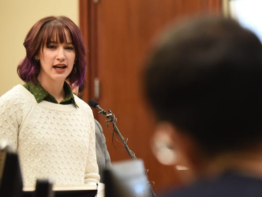 Nassar sentencing hearing:  Day four of victim impact statements