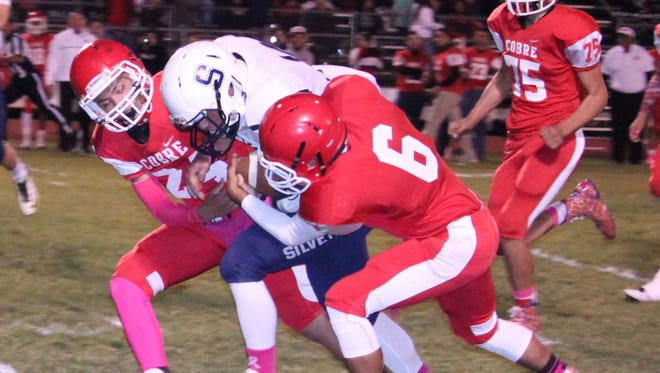 Cobre's defense bent but didn't break in its last game against Silver. The Indians were able to shut them out Silver in the second half of action to pick up the come-from-behind win. A bye week has helped them get healthy.