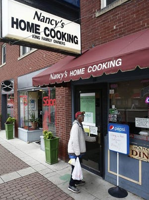 The Clintonville location of Nancy's Home Cooking (above) closed in March 2020, and the diner's relocation to Downtown Columbus proved short-lived amid the pandemic.