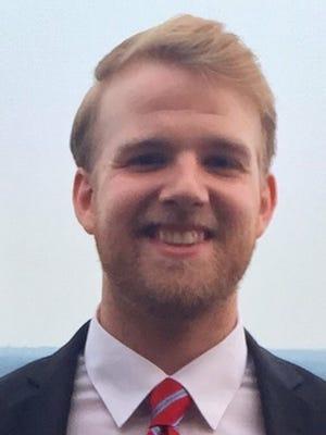 Max Morley, teacher.