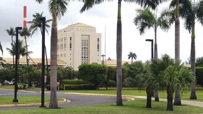 The main facility at Casa Bacardí was dubbed the Cathedral of Rum by the governor of Puerto Rico. It was built in 1958.