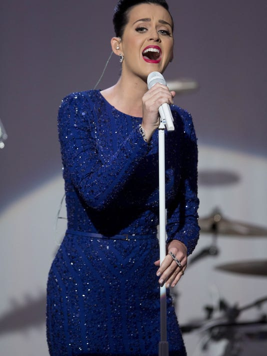 Katy Perry out of town