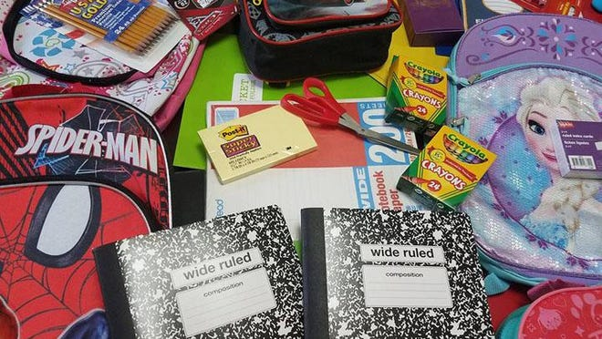 Several school supply collections and Back to School events are planned in Onslow County to make sure students in need have the essentials to start the school year.