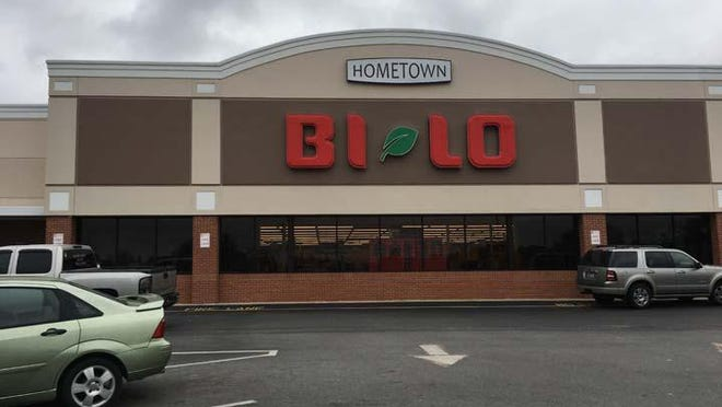 BI-LO parent company Southeastern Grocers Inc. said Tuesday it will sell six Augusta-Aiken metro area BI-LO stores to a North Carolina grocer that operates the KJ's Market IGA brand.