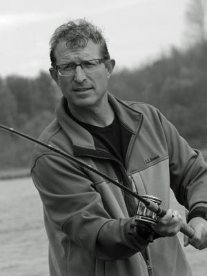 """Henry Hughes is a professor at Western Oregon University and the author of """"Back Seat with Fish: A Man's Adventures in Angling and Romance."""""""
