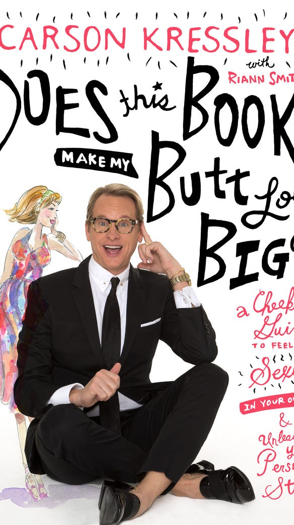 'Does This Book Make My Butt Look Big?' is currently