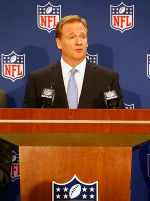 John McCain slammed Commissioner Roger Goodell for his role in not diffusing controversies that have dogged the NFL this season.