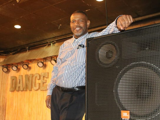 Charles Boyer is the owner of The Boulevard Live Entertainment