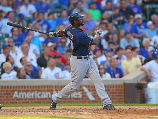 The newest Yankee, slugger Chris Carter, hit a major-league best 41 homers last year, and also led the majors in strikeouts with 206.