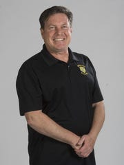 Boys Soccer Coach of the Year Catholic High School's Del Greatwood