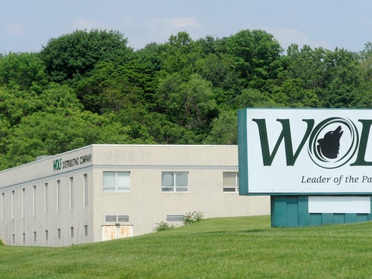 A private-equity firm has acquired a majority stake in the Wolf Organization.