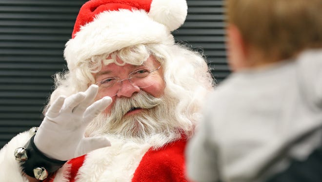 Santa has a lotin common with farmers. Here are 10 reasons why Santa could have been a farmer.