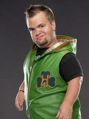 Dylan Postl of Oshkosh spent nearly 10 years in the WWE. Known as Hornswoggle, he was the last-ever WWE Cruiserweight champion.