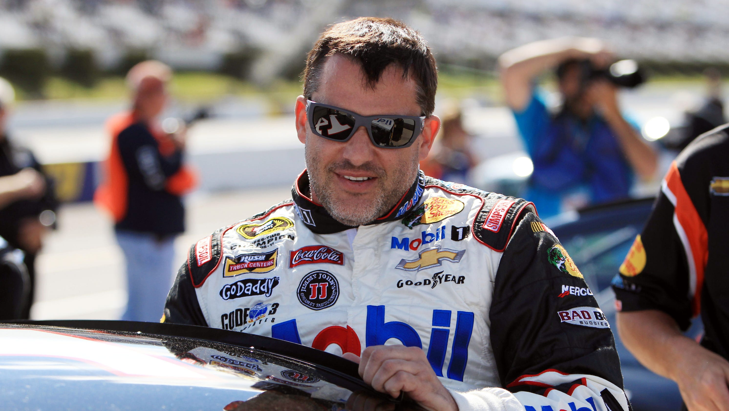 armour now isn 39 t the time for tony stewart to return. Black Bedroom Furniture Sets. Home Design Ideas