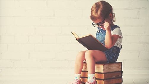 Summer reading is key for kids to maintain the skills they've learned in school.