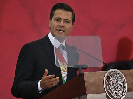 Mexico State of the Union