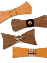 Workshop participants will select from four bow tie designs.