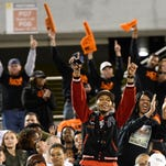 Photos: Cocoa High fans at Class 4A football championship