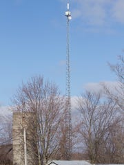 A tower north of Chase Lake Road on Robb Road may provide