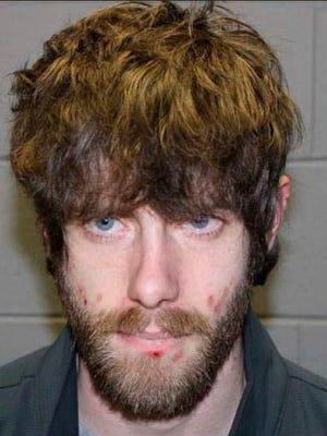 This undated photo released by the Maine State Police shows John Williams of Madison, Maine, the suspect in connection with the shooting of a Somerset County sheriff's deputy on April 25, 2018, in Norridgewock, Maine.