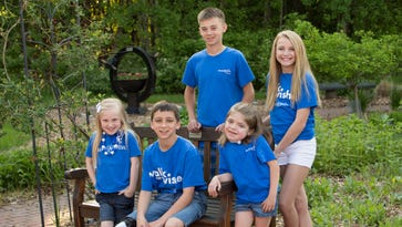 Fundraising walk in Appleton to benefit Make-a-Wish