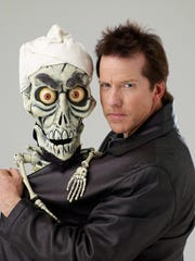 Comedian and ventriloquist Jeff Dunham plays Thursday at the Landers Center.