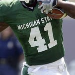 'Who wore it best' at Michigan State: No. 41