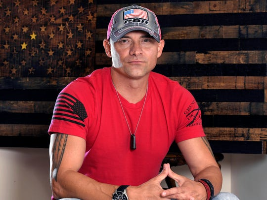 Ryan Weaver is a country music singer and a combat