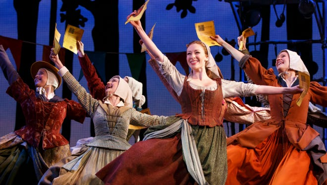 Rodgers + Hammerstein's CINDERELLA tour company