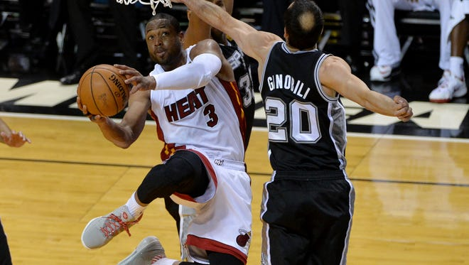 Dwyane Wade has told the Miami Heat he is opting out of the final two years of his contract.