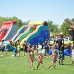 Summer Splash takes place in the morning at Queen Creek's Founders Park, followed by the inaugural Lemonade Days at noon.