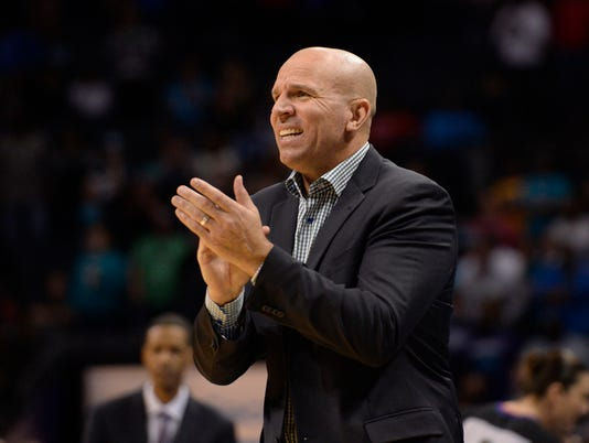 NBA: Milwaukee Bucks at Charlotte Hornets