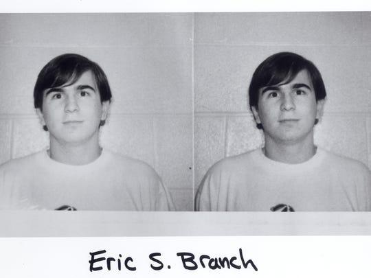 Eric S. Branch, Jan. 13, 1993