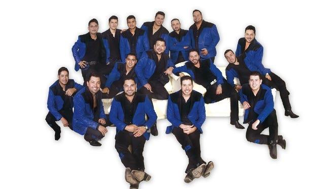 Banda MS de Sergio Lizárraga will perform at 8 p.m. March 18 at the El Paso County Coliseum.