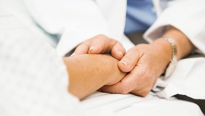 Many people avoid the subject of end-of-life care, but having this conversation can spare loved ones the burden from making painful decisions.